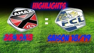 Highlights: Neuchatel Xamax FCS vs Fc Luzern (28.10.18)