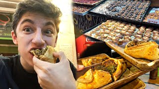 "ULTIMATE STREET FOOD TOUR OF JERUSALEM  - ""Eitan Explores Israel"" (E:1) 