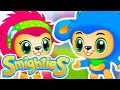 Smighties -  Train Toy Story : Unity is Strength ! | Funny Cartoon Video | Cartoons for Kids