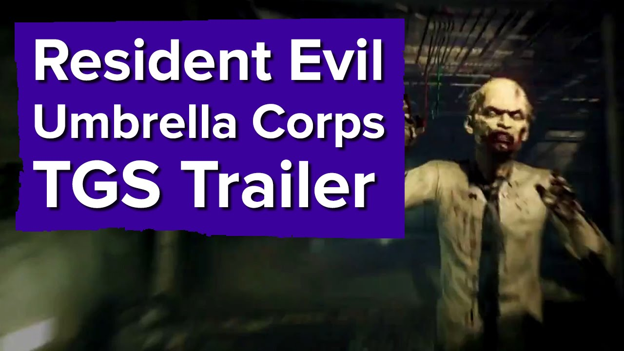 Umbrella Corps isn't the Resident Evil game you were hoping for