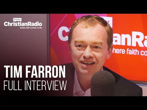 Tim Farron on gay sex remarks, Christians in politics and more