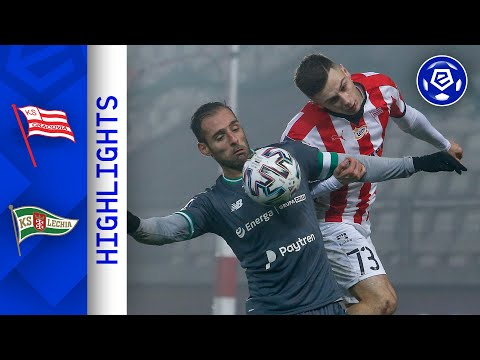 Cracovia Lechia Goals And Highlights
