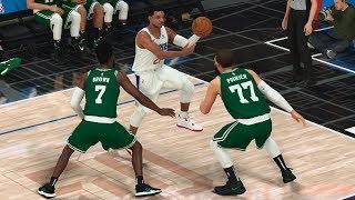 NBA 2K20 My Career EP 69 - Triple Double 2nd QTR! NFG1