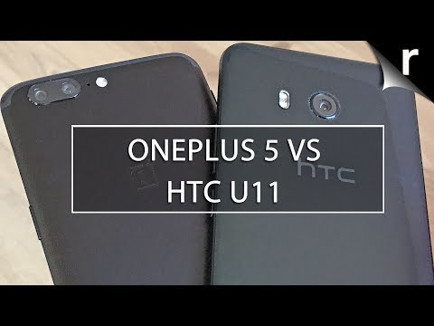 Download Youtube: OnePlus 5 vs HTC U11: Android titans do battle!