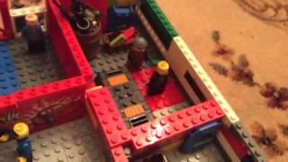 Лего база зомби апокалипсис(Для джекея и спекта., 2015-03-24T20:05:20.000Z)