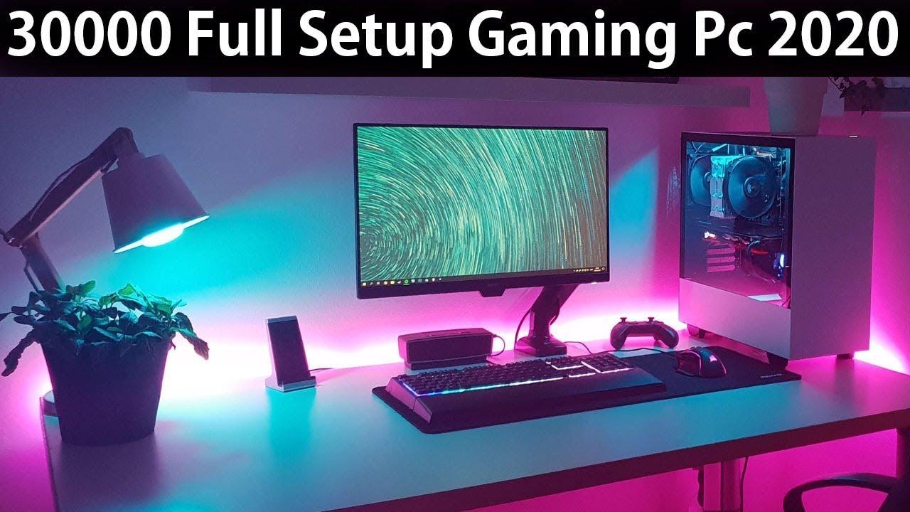 30000/- Rs Full Setup Gaming PC Build ! 2020