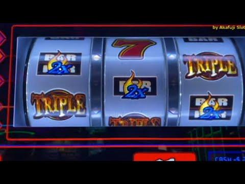 Dollar Slots - DIAMOND DUBLIN & FIRE TRIPLE - 5 Lines @ Barona Resort Casino & San Manuel Casino