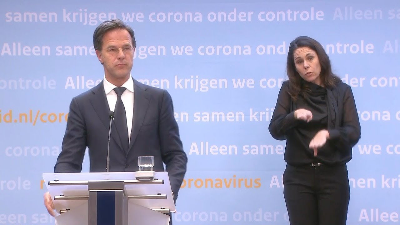 15 April 2020: Integrale Persconferentie Minister