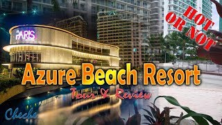 Azure Resort Manila Paris Beach Club |  Azure Urban Resort Residences Tour Staycation manila bay