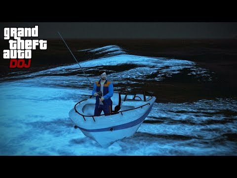 GTA 5 Roleplay - DOJ 408 - Gone Fishin'