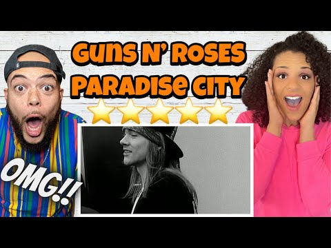 THEY KILLED IT!..| FIRST TIME HEARING Guns N Roses – Paradise City REACTION