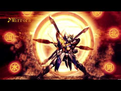 Back-on - 「INFINITY」「Silent Trigger」「Mirrors」【Gundam Breaker1,2,3】