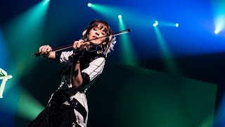 Anti Gravity - Lindsey Stirling Live @ The Warfield, San Francisco 4-3-13