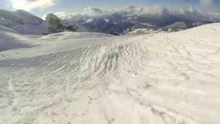 Лыжник 80 уровня