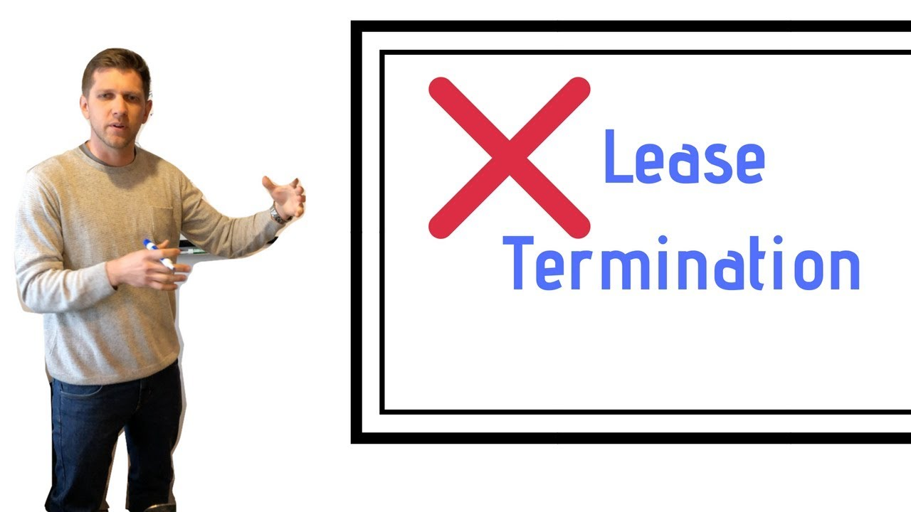 Lease Termination Notices | Whiteboard Wednesday S2 E2