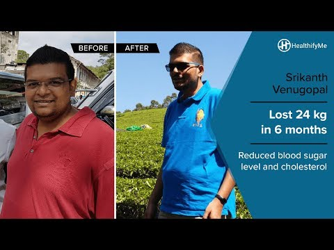 transformation-stories-|-srikanth's-inspiring-weight-loss-journey-of-24-kg!-|-healthifyme