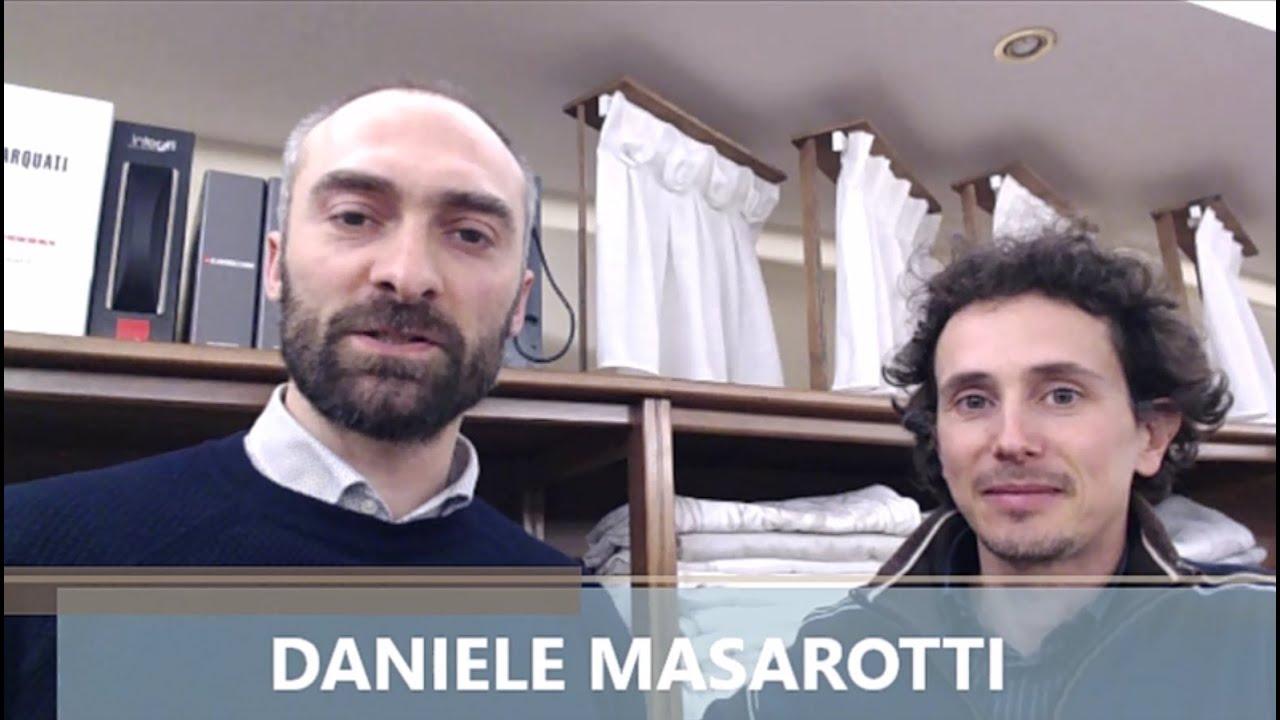 ESSERE COPPIA - INTERVISTA  A DANIELE MASAROTTI