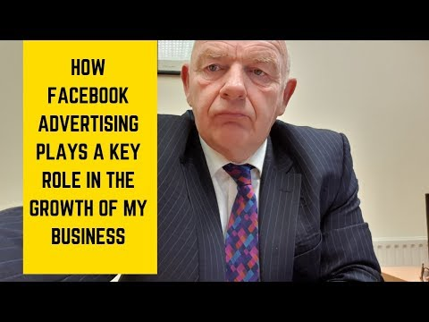How Facebook Advertising Plays a Key Part in the Growth of My Business