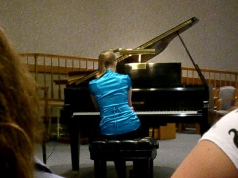 Kelly Dorothy Sutton Honors Recital