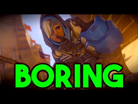 Overwatch is Boring Now - Wrath of the TANK META! Ana's Healing is INSANE! (Overwatch Gameplay)