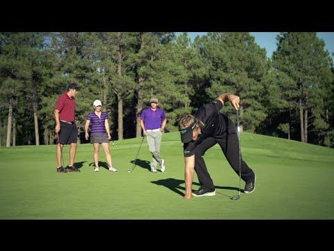 Best Golf Practice Drills: One Club Tournament