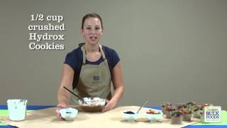 Baking Made Easy- Dirt Pudding