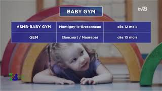 Sports juniors : la baby gym dès 6 mois