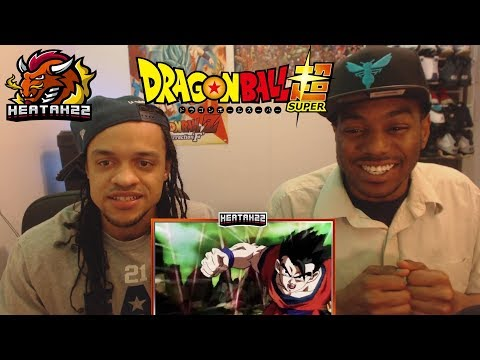 GOHAN VS DYSPO!!! Dragon Ball Super Episode 124 Reaction!!