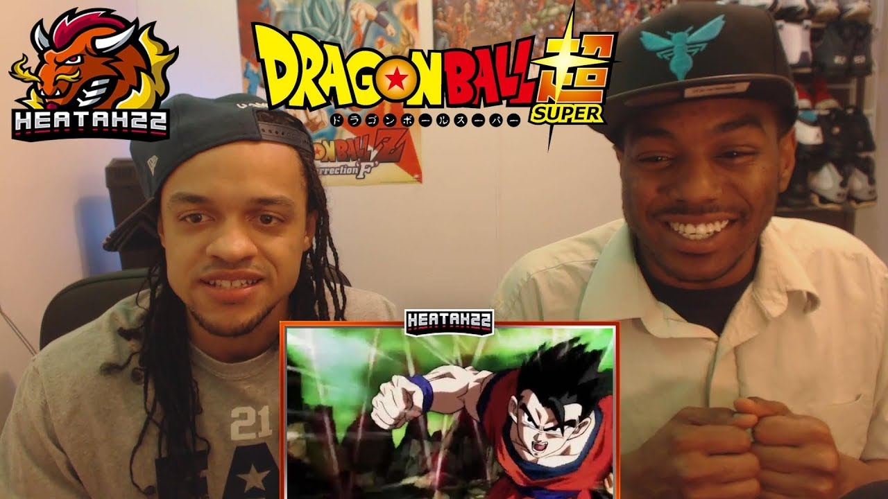 Download GOHAN VS DYSPO!!! Dragon Ball Super Episode 124 Reaction!!