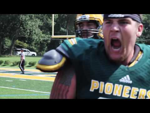 The Undefeated LIU Post Football 2016 Highlight Tape