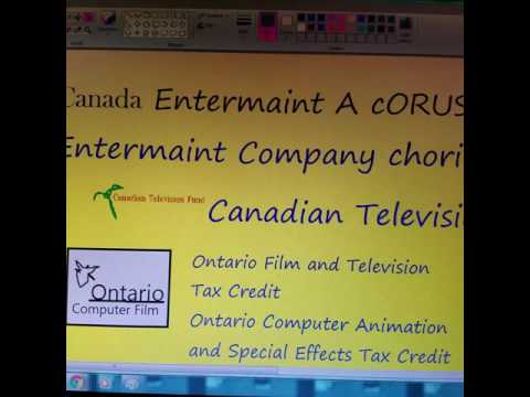 Canada Canadian Television fund Ontario Xylophone