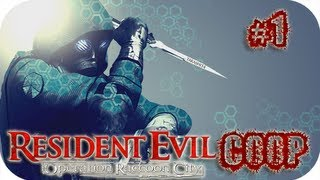 Resident Evil Raccoon City COOP w/ Ninjafox13 - Cap. 1 - El desastre de Raccoon City