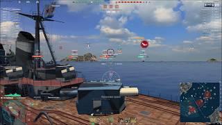 World of Warships Крейсер 'Буденный'