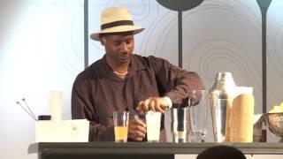 Prague Bar Show 2012: Seminar History Of Caribbean Punch, Ian Burrell