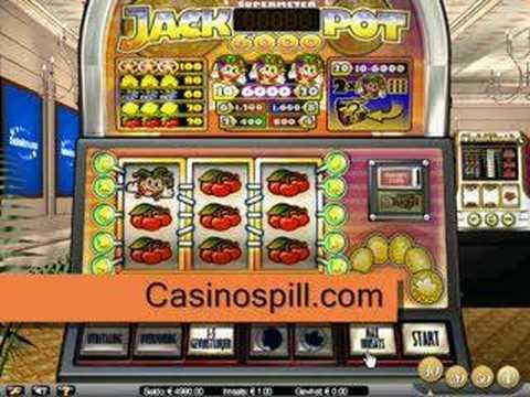 Beste Casinospill På Mobil