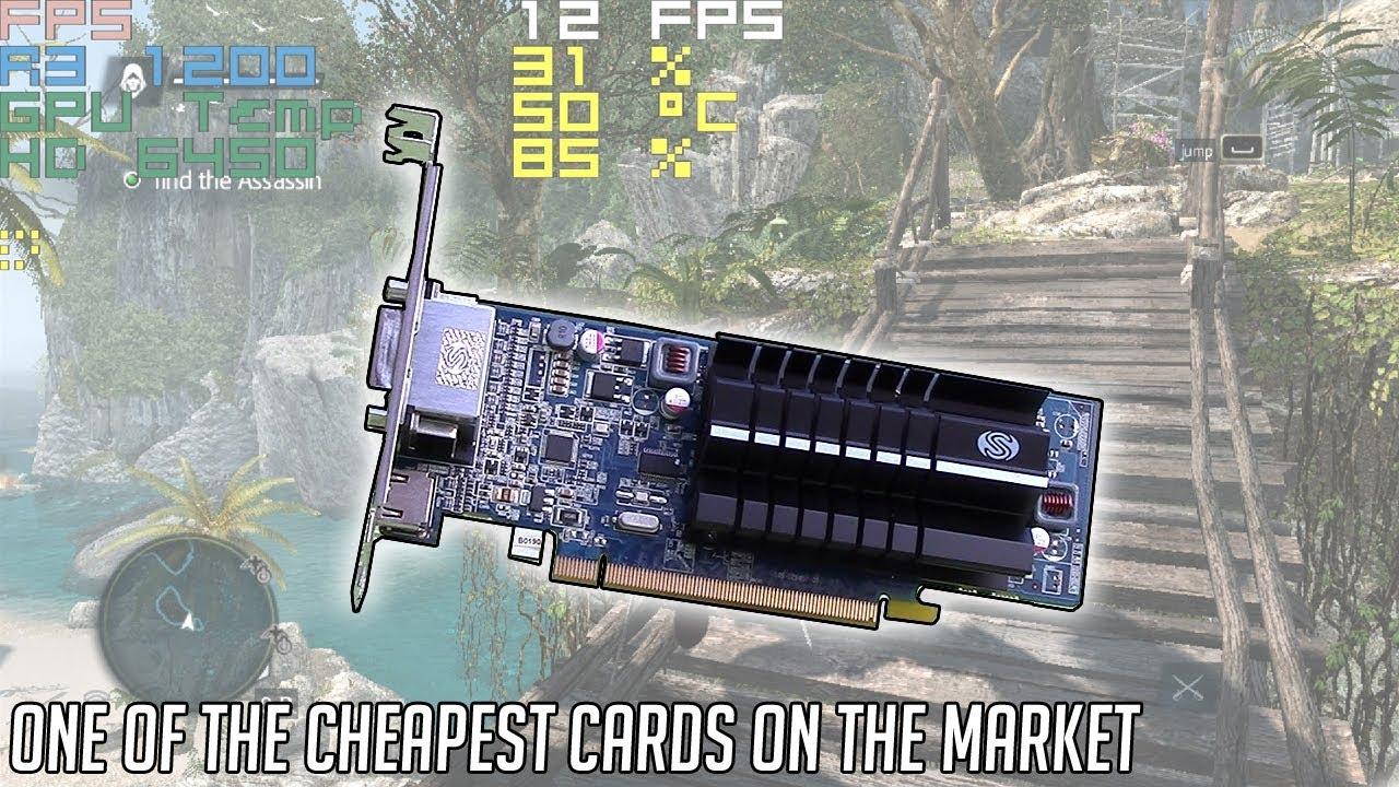 Sapphire Radeon R5 230 (HD 6450) Unboxing - meine erste AMD GPU .