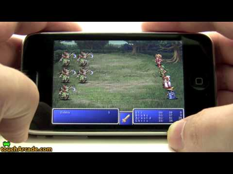 iPhone Final Fantasy