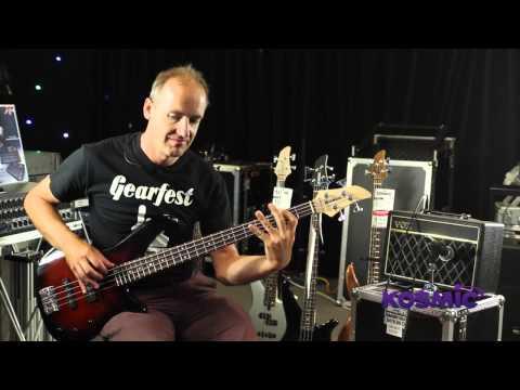 Yamaha RBX Bass & Vox Pathfinder Amplifier