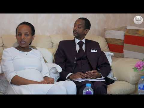 Mary Show presents - Part 2 - Interview with  Pastor Abrahaley and Yorda - ዕላል - ዕውት ሓዳር ኣብ ስደት