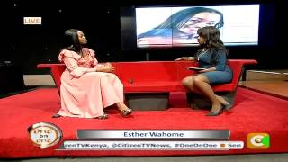 One on One with Esther Wahome