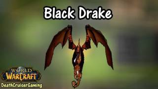 All The 100% Drop Rate Mounts in World of Warcraft