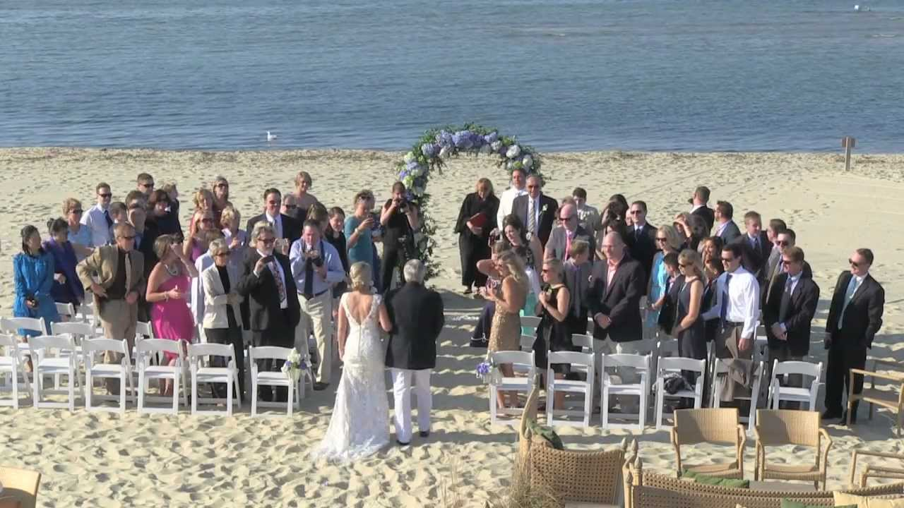 Galley Beach Nantucket Wedding