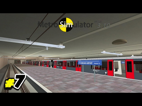 Playing Metro Simulator #7