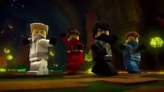 Ninjago | After The Blackout | Music Video |