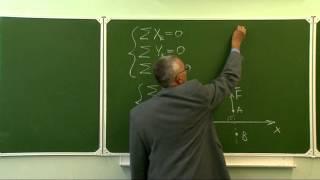 Статика. Условия равновесия плоской системы сил (23)