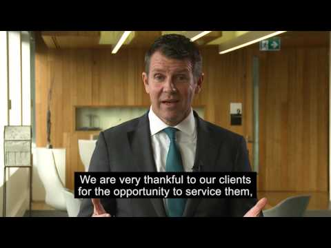 Mike Baird message
