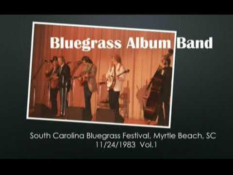 【CGUBA014】Bluegrass Album Band 11/24/1983 Vol.1