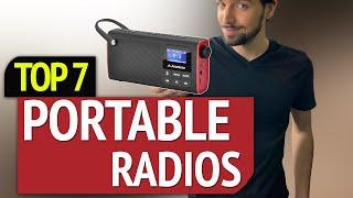 BEST PORTABLE RADIOS!