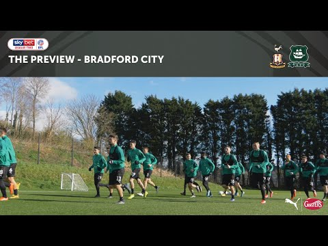 The Preview | Bradford City