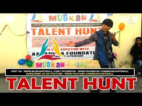 "Dance Performance on ""Multiple Songs "" on occasion of Talent Hunt organized by MUSKAN"
